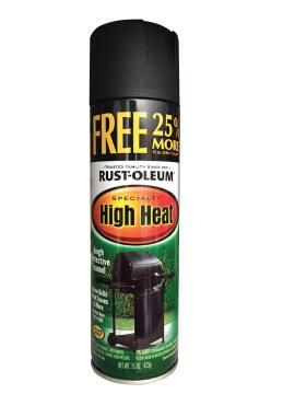 HIGH HEAT BAR-B-QUE EX BLACK 423G
