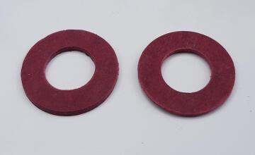 Fibre washer ISM 12.7mm x 23.9mm x 1.6mm (2)
