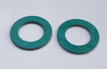 Fibre washer ISM 19mm x 30mm x 2mm(2)