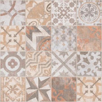 Floor Tile Ceramic Manhattan Feature 500x500mm (2m2/box)