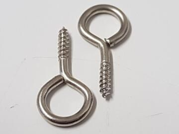 STRETCH WIRE HOOKS 20PC