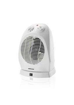 Fan Heater Oscillating MELLERWARE white 2000w