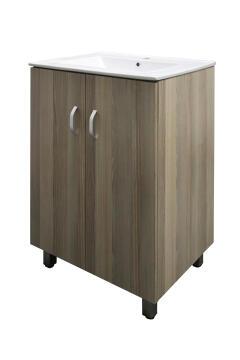 Cabinet 2 door vanity Marlene 600MM