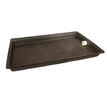 Geyser drip tray horizontal mount 150l - 200l