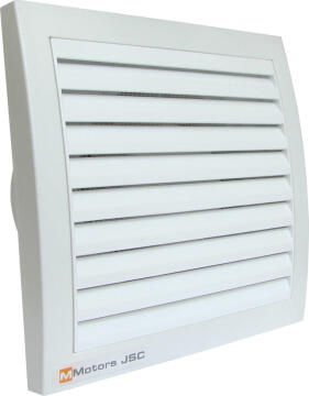 Fan Extractor White Square 13W N1047