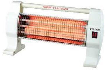 3 Bar heater GOLDAIR