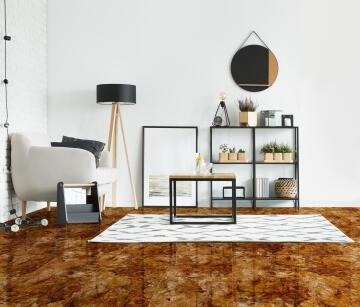 Floor Tile Ceramic Khalifa Rust 500x500mm (2.00m2/box)