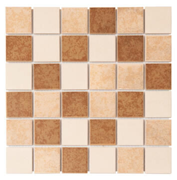 Mosaic Tile Rustic Desert Mix 300x300mm