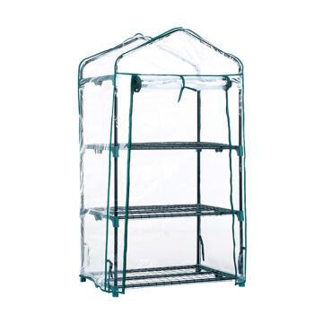 Greenhouse Fatty3 Green 3 Shelves