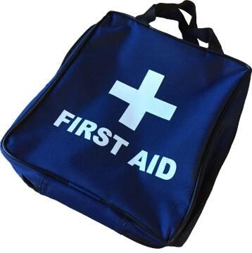 First aid carry bag maxi car & home