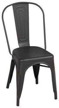 Chair Steel Soho Anthracite Matt