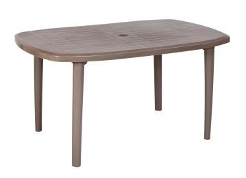 Festival 140Cm Six Seater Table