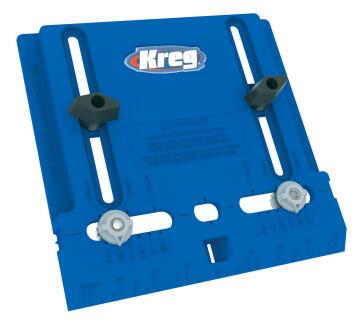 Cabinet Hardware Jig KREG