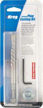 Custom Pocket Hole Plug Cutting Bit KREG