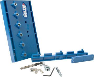 Shelf Pin Jig With 5mm Drill Bit KREG