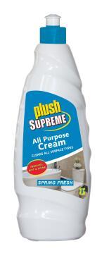 All purpose cream PLUSH SUPREME spring fresh 750ml