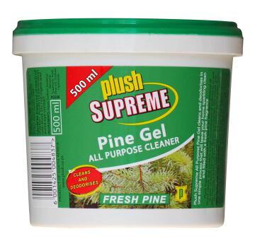 Pine gel PLUSH SUPREME 500ml