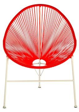 ACAPULCO EGG CHAIR CORAL