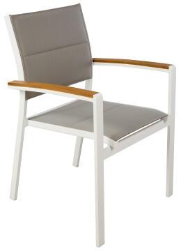 Chair San Diego Aluminium & Textilene