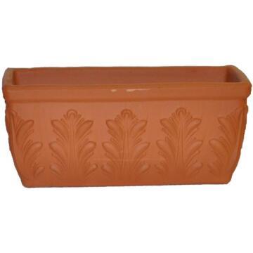 Pot Terracotta Window Box 40L