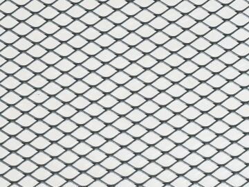Metal sheet streched steel 100x40 16x8x0.8mm arcansas