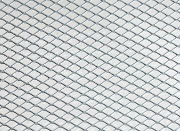 Metal sheet grille aluminium 500x500x0.8mm arcansas