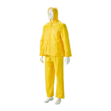 Safety Raincoat Dromex Yellow Size 2Xlarge