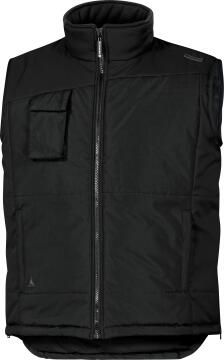 BODY WARMER PONGEE W/PROOF BLACK XL