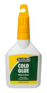 Cold glue wood glue 125ml alcolin