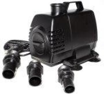 Pump, Waterfeature Pump, WATERFALL, 4000l/Hour, Includes 3m cable