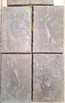 Stepping Stone R/Cottage 44 cm X 30 cm X 4 cm Raven