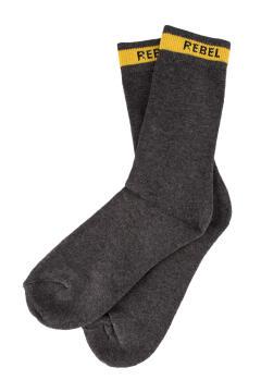 Socks Rebel Small Uk 4-7
