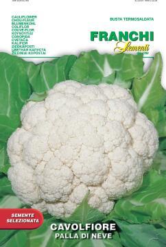 Seed Cauliflower/Palla Di Neve