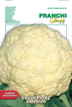 Seed Cauliflower/Marzatico