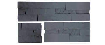 Cladding Bross Grey ARTENS 370x100mm (1m2/box)