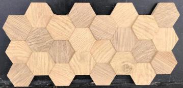 Cladding ARTENS Hood Brown 370x189mm (0.90m2/box)