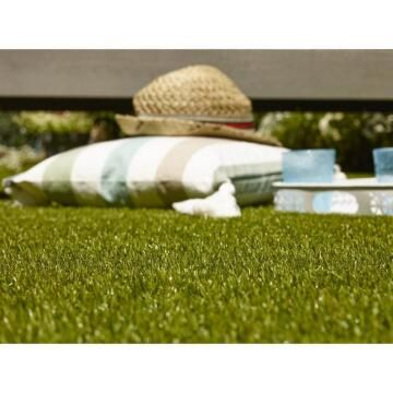 Synthetic Grass Naterial Polyethylene And Polypropylene 36Mm 2X5M Roll