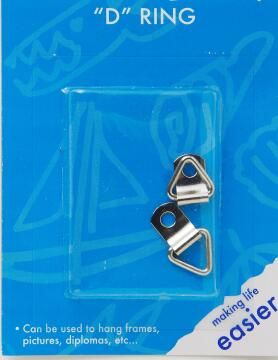 Picture rings triangle 2pc dejay