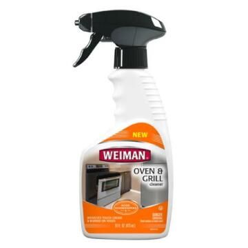 Oven & grill cleaner WEIMAN 450ml
