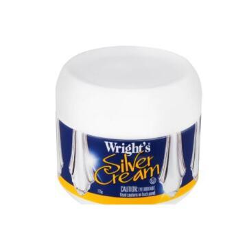 Silver cream WRIGHT'S 125g