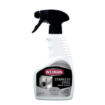 Stainless steel cleaner/polish WEIMAN 450ml