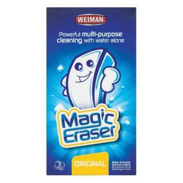 Multi-purpose cleaner WEIMAN magic eraser 3 pack