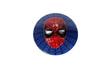 Doorstop round spiderman gekco