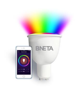 smart bulb led colour gu10 wifi