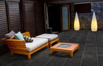 Floor Tile Ceramic Addo Midnight 330x330mm (1.80m2/box)