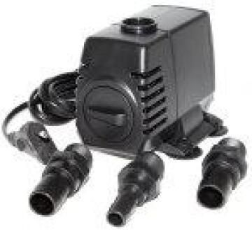Pump, Waterfeature Pump, WATERFALL, 4800l/Hour, Includes 10m cable