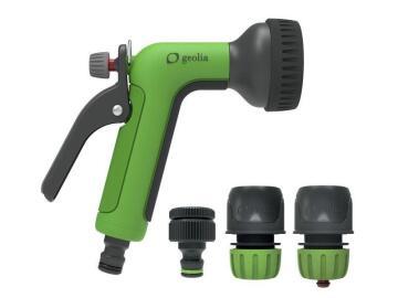 Irrigation, Sprayer Nozzle, 8 Jet Kit, GEOLIA, 5 Pieces