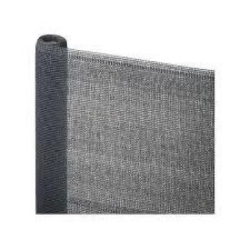 Shade Netting Medium Privacy NATERIAL 85% 130G/M2 Dark Grey 1.5 m x 10 m