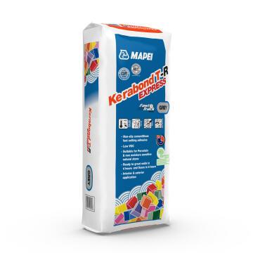 Rapid Setting Tile Adhesve MAPEI Kerabond Express 6 Hour 20Kg