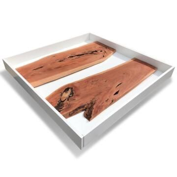 Frame Value Hardwood for Resin Table-1000x1000mm